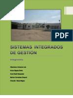 SISTEMAS INTEGRADOS DE GESTIÓN (FINAL)