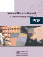 Medical Records Manual