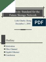 Future Storage Network
