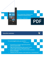 How to expand sales of Windows Phone