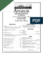 Angkor Restaurant Express - Downtown