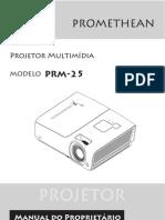 Brazilian Portuguese Projetor