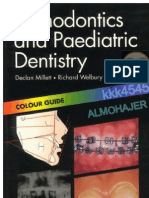 Orthodontic and Peadiatric Dentistry_COLOUR GUIDE 2000