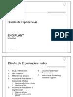 Diseño de experiencias