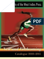 University of the West Indies Press Catalogue 2010-2011