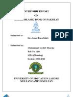Akash Internship Report