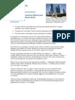 Le bulletin du FMI sur le Moyen-Orient