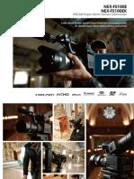 NEX-FS100 Preliminary Brochure