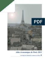 L'Atlas économique de Paris 2011