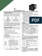 5001040 v11x b Manual n1040 Portuguese