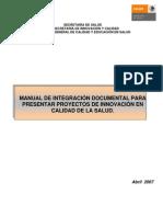 Manual de Integracion Documental
