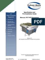 Mercury v6 e Specification and Pre-Installation Guide