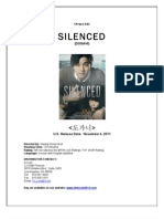 Silenced Press Kit English Version