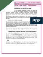 Acceso a Bases de Datos Con Jdbc Daani