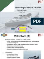 Robust Motion Planning PDF