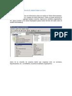 PRÁCTICA REDES active directory 2