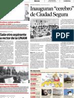 Cano Vélez se reune con el Gobernador  de Quintana Roo