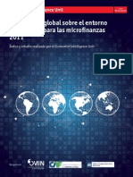 2011 Global Microscope (in Spanish)
