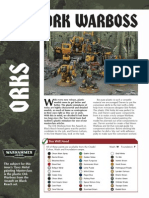 m220143a Ork Warboss Painting Master Class