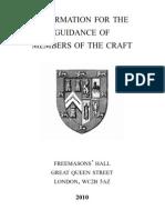 Information Booklet 2010 Online