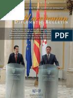 Macedonian diplomatic bulletin No. 51-52