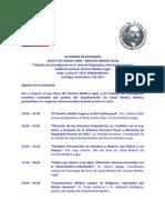 Actividad de Extensión Instituto Carlos Ybar