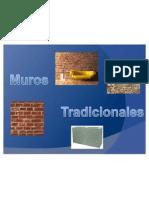 Muros Tradicionales(2)