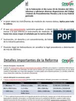 Publicacion DOF Código Penal 2011