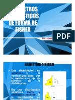 PARAMETROS DE FORMA