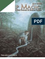 Deep Magic July 2002