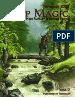 Deep Magic November 2002