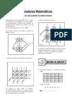 Tema 08 Operadores Matemáticos II