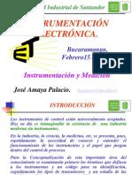 Instrumentacion Industrial Taller IE 01 2006