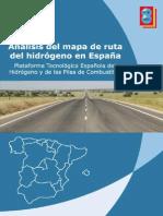 TO-Analisis del Mapa de Ruta del H2 en España