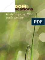 Wisdom 2012 Winter Spring Trade Catalog