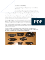 Advantages and Disadvantages of Cast Iron Pipe Fittings