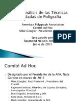 APA Validated Techniques 2012 9-12-2011[1] [Modo de ad