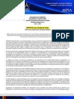 Programa Carlos Eduardo Guevara - MIRA