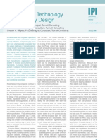 Tech Transfer by Design Tunnell White Paper