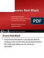 If969 - Árvores Red-Black