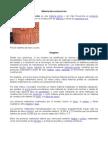 Material de construcción historia