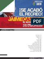 Programa Jaime Castro - Movimiento de Autoridades Indígenas de Colombia (AICO)