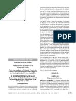 Politica de Prevencion, Control y Vigilancia Epidemiologica de Infecciones Intrahospitalarias (IIH) para Bogota D.C. Resolucion 073 de 2008