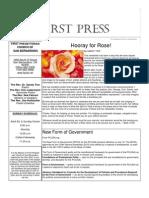 First Press 11-09