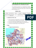 Caracteristicas Ecologic As de La Provincia Del Oro
