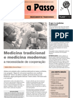Tearfund- medicamentos tradicionais