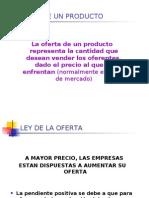Diapositivas Sobre OFERTA