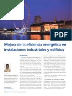 Artículo Eficiencia Energética