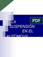 La SuspensiÓn en El AutomÓvil