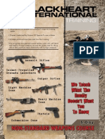 BHI 2011 Non-Standard Weapons Course